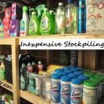 Stockpile Inexpensively