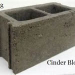 Using Cinder Blocks