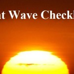 Heat Wave Checklist