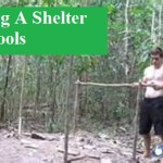 Building A Wattle Shelter W/O Tools