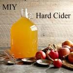 MIY Hard Cider