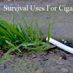 Survival Uses For Cigarettes