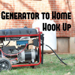 DIY Generator to Home Hookup