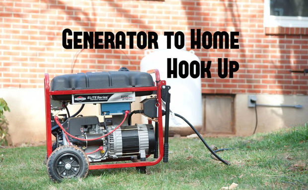 Diy Generator To Home Hookup The Prepared Page