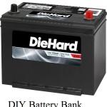 DIY Battery Bank