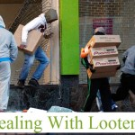 Dealing With Looters