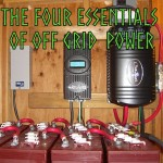Four Essentials Of Off Grid Solar