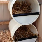 Recycled Nesting Boxes