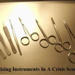 Sterilizing Instruments In A Crisis Scenario