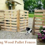 Amazing Wood Pallet Fences
