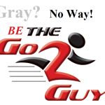 Gray? No Way!