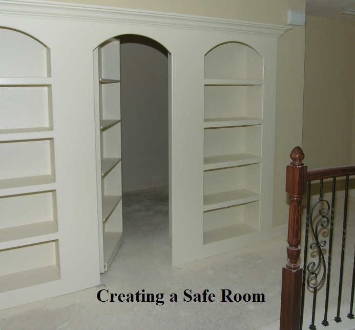 Creating a safe room the prepared page for Best safe rooms