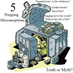 5 Prepping Misconceptions