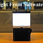 Light From Saltwater