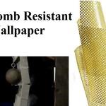 Bomb Resistant Wallpaper