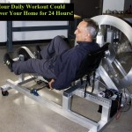 1 Hour Daily Workout Could Power Your Home for 24 Hours