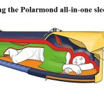 Introducing the Polarmond all-in-one sleep system