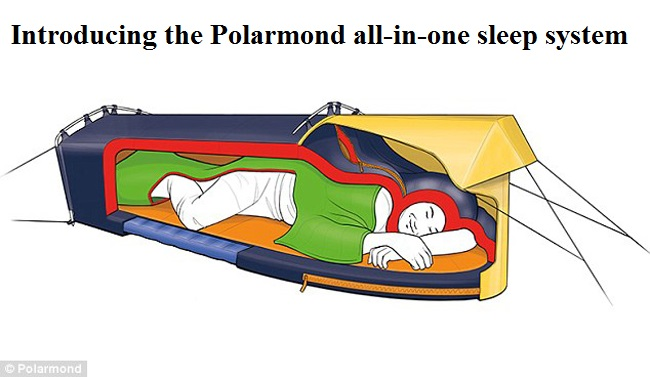 Polarmond All In One Tent For Sale