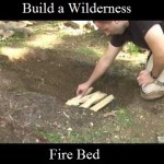 Build a Wilderness Fire Bed
