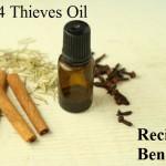 MIY Four Thieves Oil