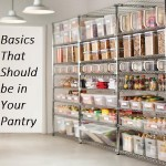Basics That Should be in Your Pantry