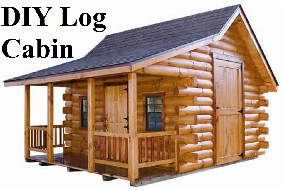 Pin Camp Cabin Build Your Own Diy Plans 16x20 Cottage Tiny Guest House