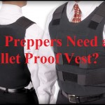 Do Preppers Need a Bullet Proof Vest
