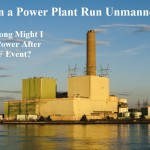 Can a Power Plant Run Unmanned?