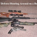 Self Defense/Hunting Arsenal On a Budget