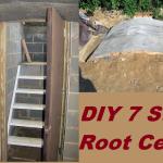 DIY 7 Step Root Cellar