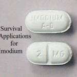 Survival Applications for Imodium