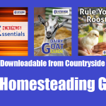 FREE Homesteading Guides