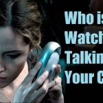Who is Watching or Talking to Your Child?