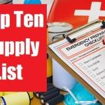 Top Ten Supply List