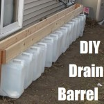 DIY Drain Barrel