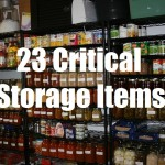 23 Critical Storage Items