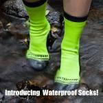 Introducing Waterproof Socks