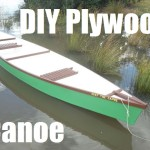 DIY Plywood Canoe