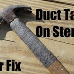 Duct Tape on Steroids – Fiber Fix