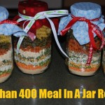 More Than 400 Meal in a Jar Recipes