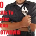 20 Skills to Barter When TEOTWAWKI