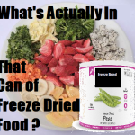 What's Actually in That Can of Freeze Dried Food?