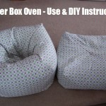 Wonder Box Oven – Use and DIY Instructions