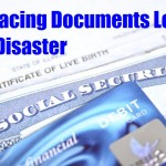 Replacing Documents Lost in a Disaster