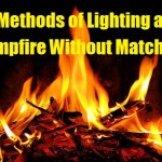Methods of Lighting a Campfire Without Matches