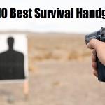 The 10 Best Survival Handguns