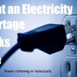 What an Electricity Shortage Looks Like