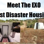 Meet the EXO – Post Disaster Housing