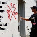 FEMA Search and Rescue Markings-Why You Should Know What They Mean