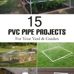 15 PVC Pipe Projects